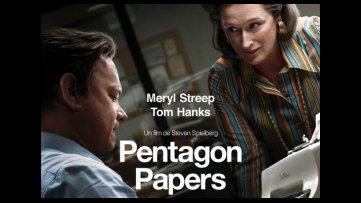 「ペンタゴン・ペーパーズ 最高機密文書」が観れる動画配信サイト一覧