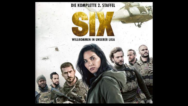 「SIX アメリカ海軍特殊部隊」シリーズが観れる動画配信サイト一覧
